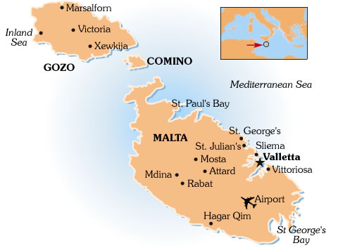 car hire Malta Airport