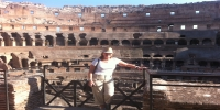 BBC news - Restoring the Colosseum