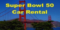 Touchdown! - Get your Super Bowl 50 car rental now